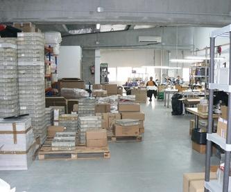 Maquinaria taller mecáncio: Servicios de Medianet Solutions S.L.