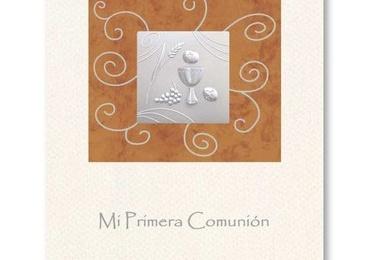 Albúm/Libro Primera Comunión Luxury