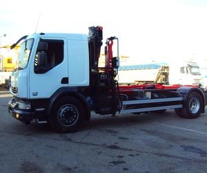 Renault Midlum 280 4x2 Grúa+Gancho 18 Tn