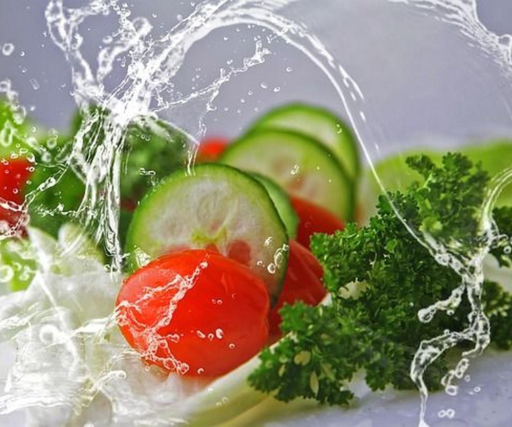 Toma una ensalada al día