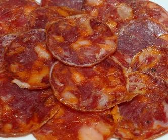Chorizo fresco: Productos de Embutidos Natalio Fernández