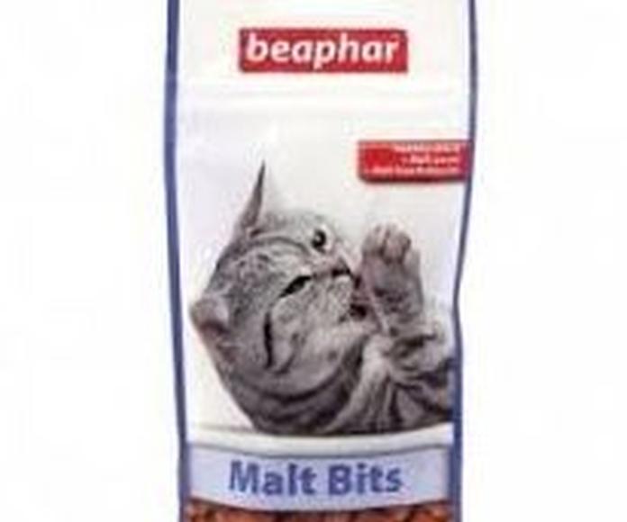 Beaphar Snacks para gato bits de malta