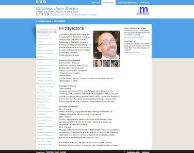 Profesionalidad y seriedad: Psicólogo Juan Macías