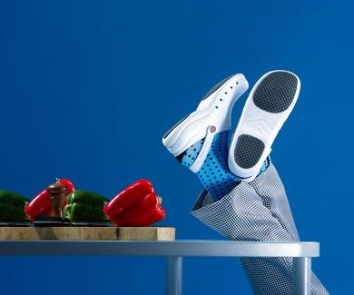 Cuida tus pies con el calzado de trabajo adecuado