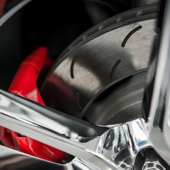 El mantenimiento de los frenos