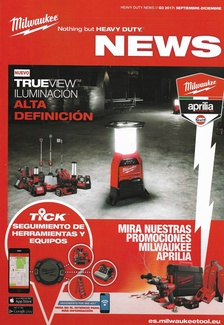DISTRIBUIDORES DE MILWAUKKE TOOLS