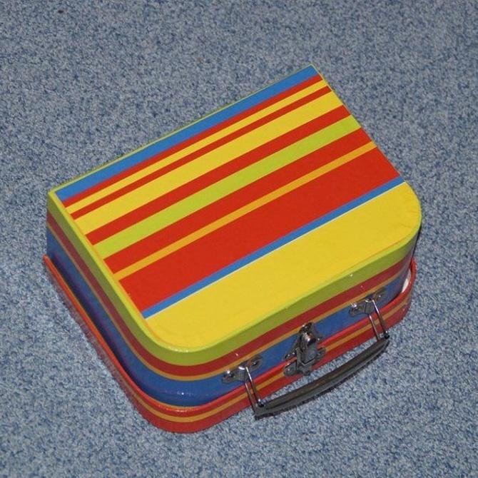 Los maletines de cartón