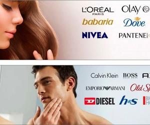 Productos para el cuidado femenino y masculino