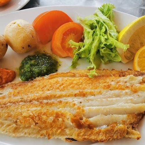Restaurant for eating fresh fish in Los Llanos de Aridane