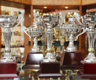 Catálogo de trofeos: Catálogos y servicios de Trofeos Aka