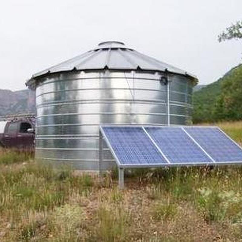 Energía alternativa: Catálogo de HIDROLEC