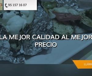 Menús para grupos en Málaga | La Güerta
