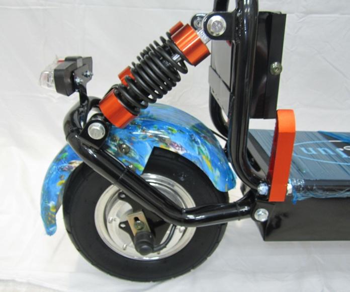 MINI CHOPPER 700€: Productos y servicios de PATIPACO