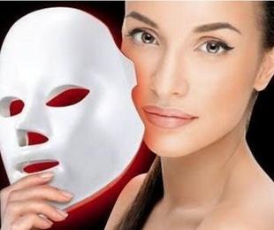Fotoestimulación facial led