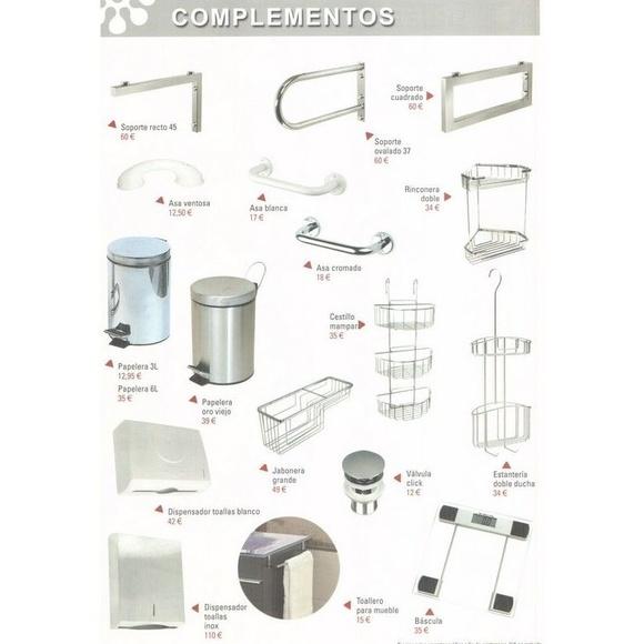 Complementos: Materiales de construcción de F. Campanero Materiales Construcción, S.L.