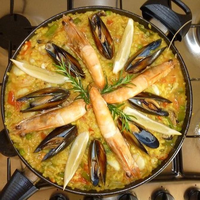 Los platos más típicos de Valencia