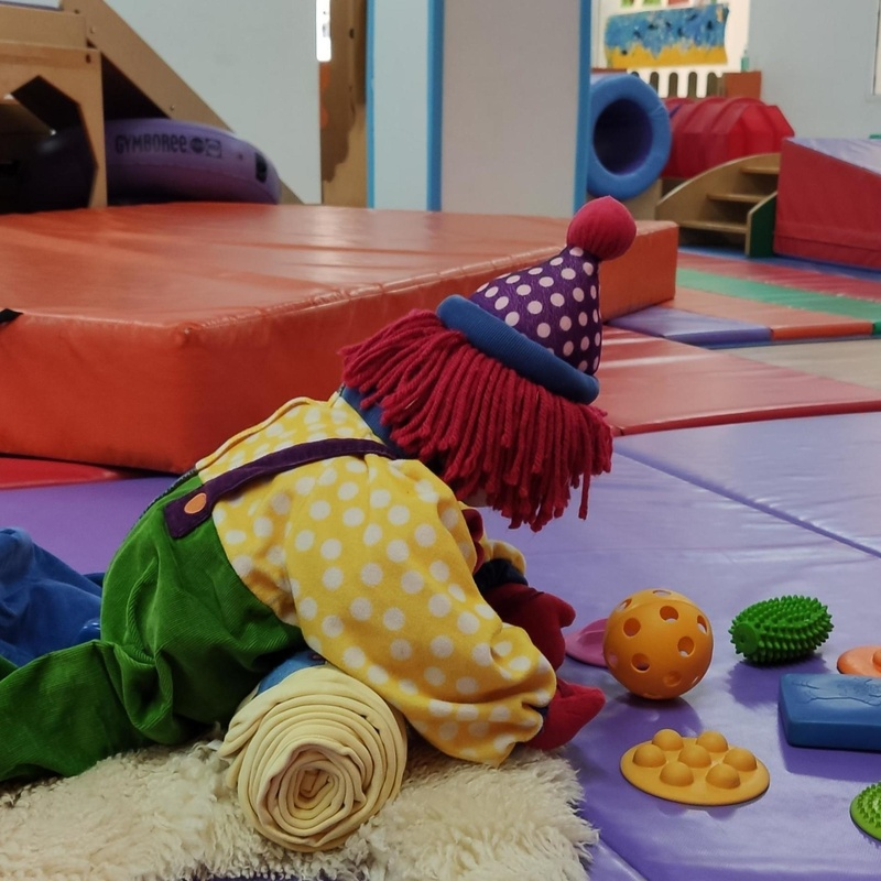 Tummy time: Actividades de Gymboree Play & Music Sant Feliu