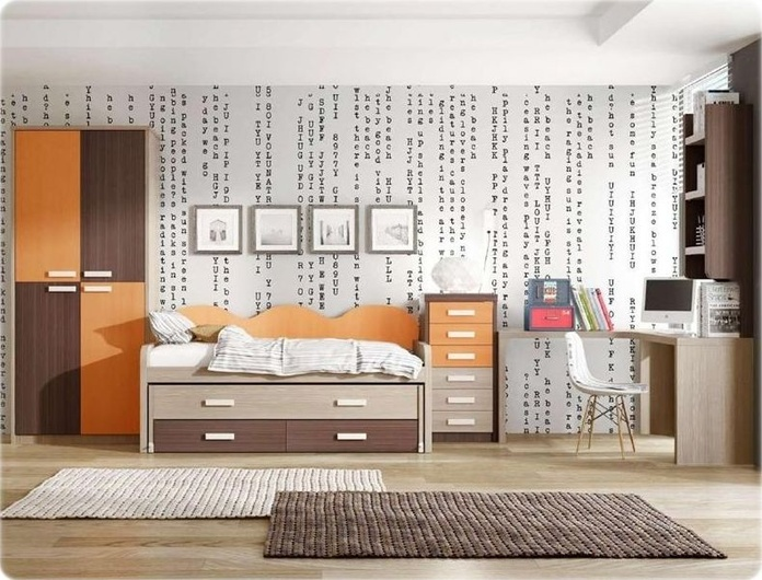 Dormitorio juvenil Móstoles