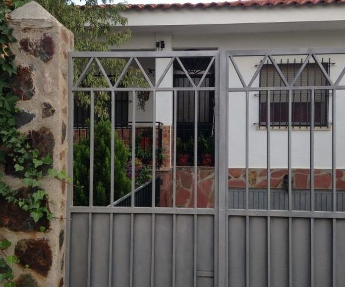 Venta de chalet en Puerto Lapice: Inmuebles de Inmobiliaria Minerva