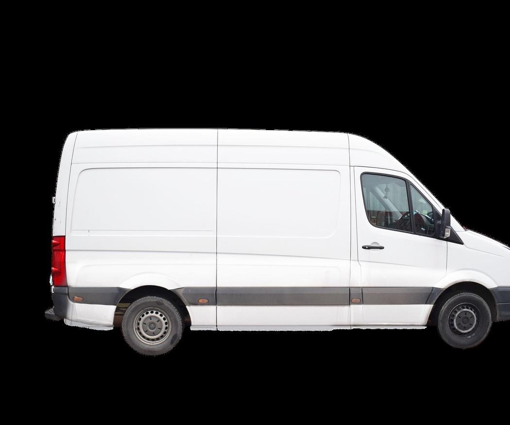 Cómo conducir una furgoneta de manera más segura