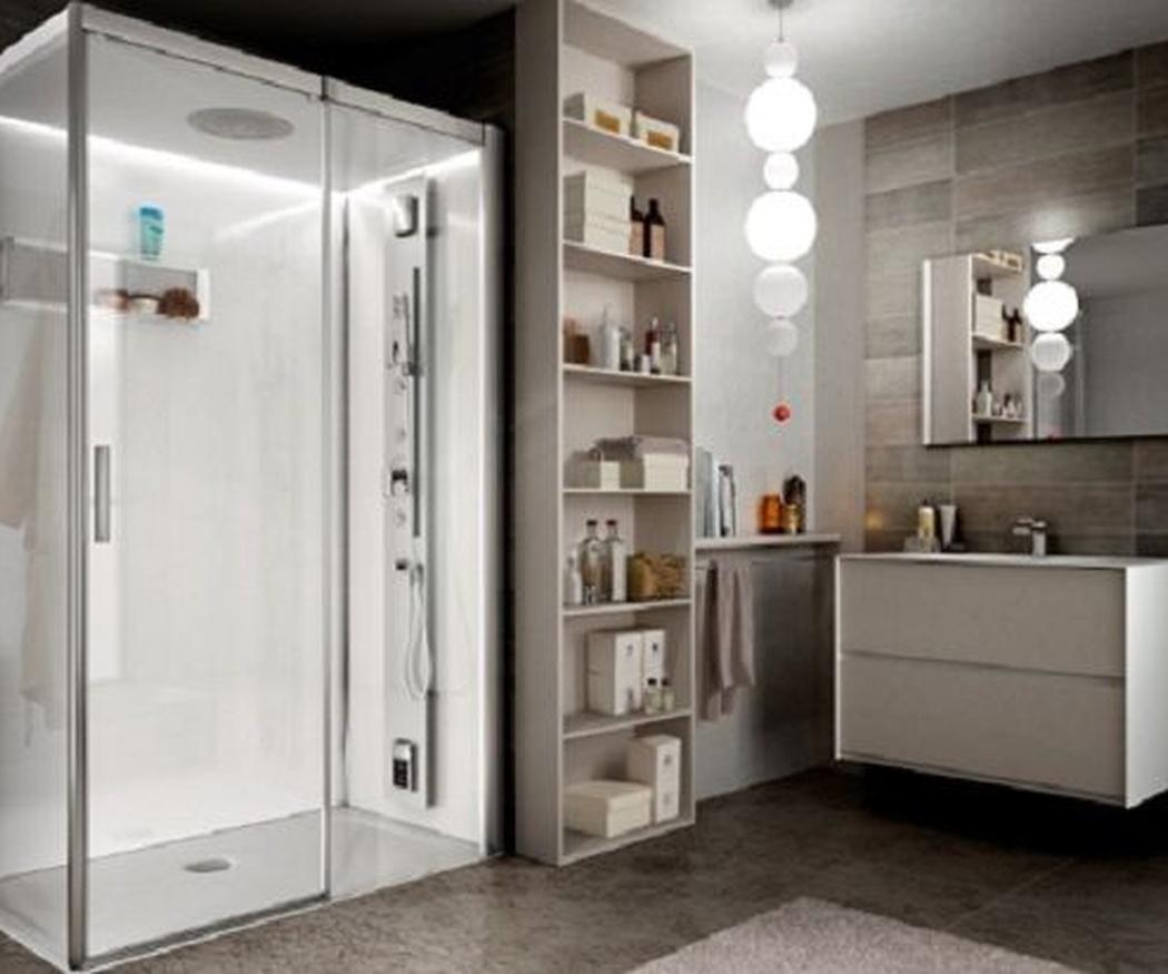 Las ventajas de las duchas de diseño con hidromasaje