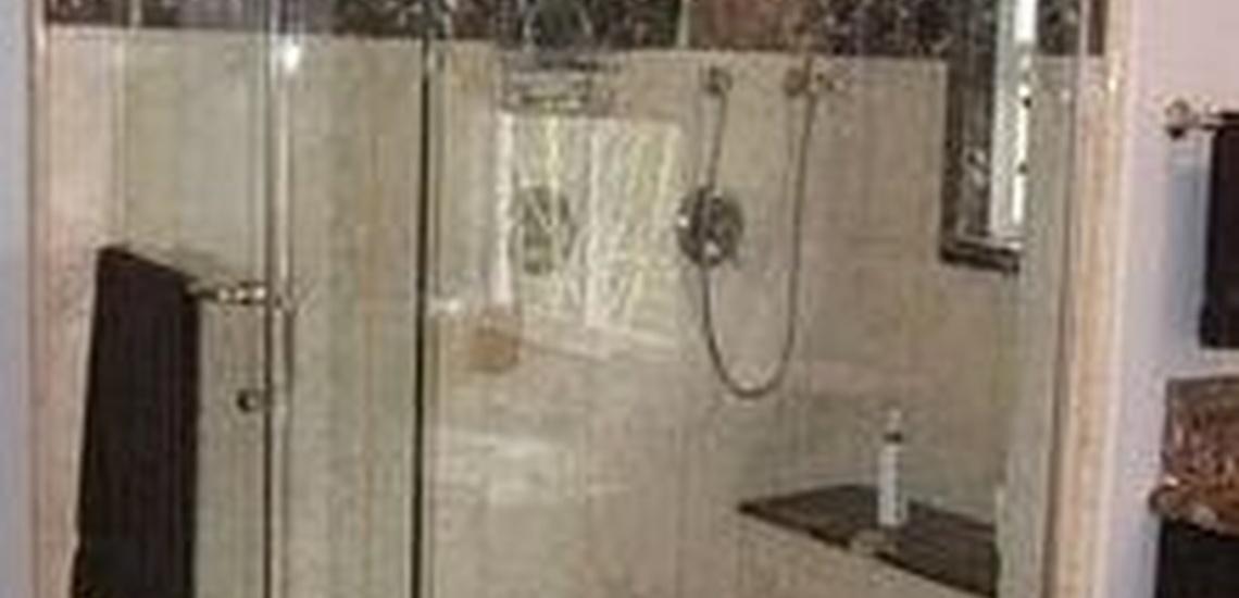 Mamparas de baño en Calpe con Alumifach