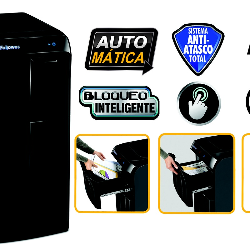 Destructora Fellowes Automáticas Auto-Max 500C