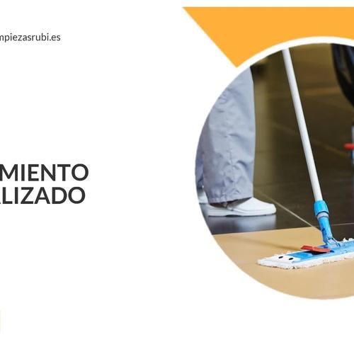 Limpiezas generales Córdoba | Limpiezas Rubí