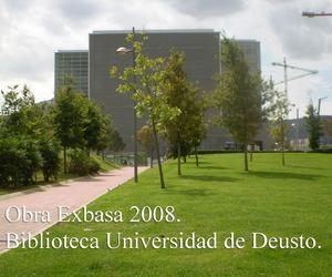 Limpieza fin de obra de la Biblioteca de la Universidad de Deusto