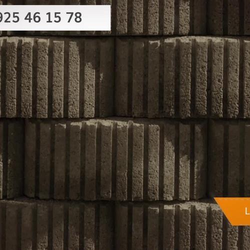 Paneles de hormigón en Ciudad Real | Hormigones Herencia