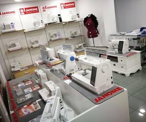 Máquinas de coser Janome en Barcelona