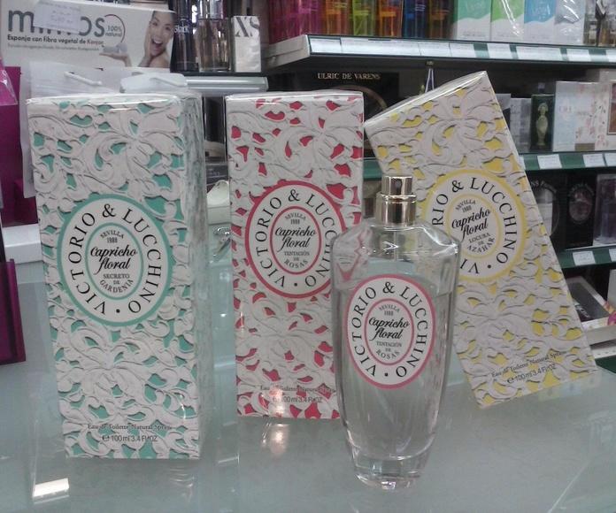 Perfumería: Productos y servicios de Perfumería Don Aire