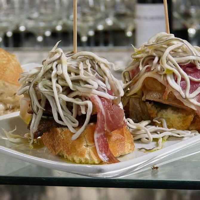Los pinchos, identidad gastronómica del norte de España