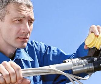 Contratos de mantenimiento Antenas, Porteros, Videoporteros: Catálogo de Jasmar