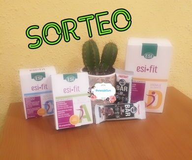 Sorteo Esi-Fit = Instagram