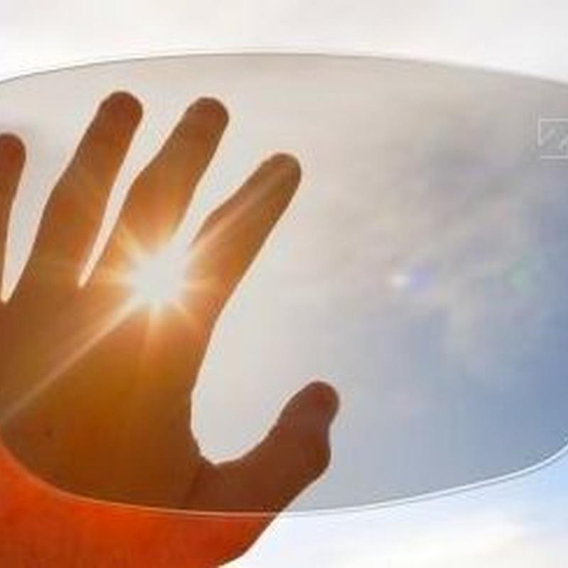 Lentes solares graduadas: CATÁLOGO de Centro Óptico Villasan