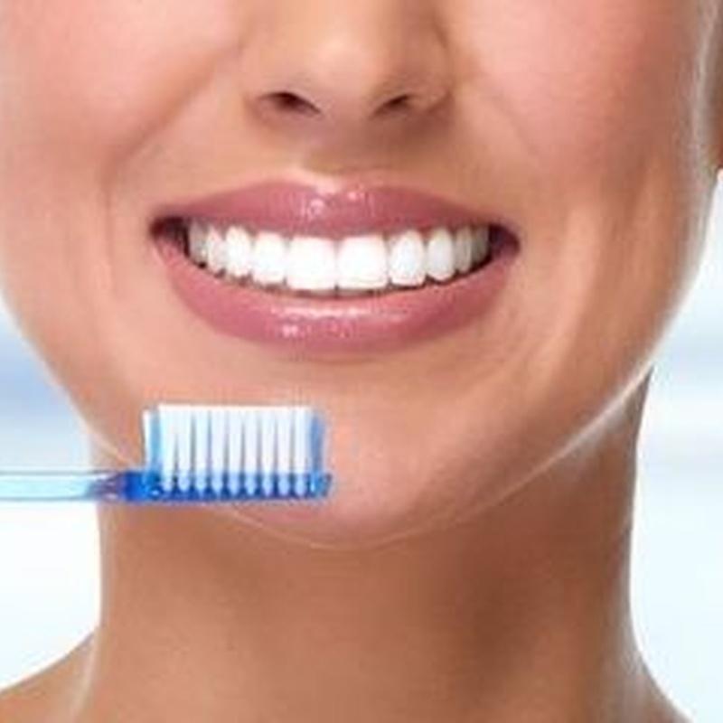 Higiene dental: Servicios odontológicos de Asisa Dental Alcorcón
