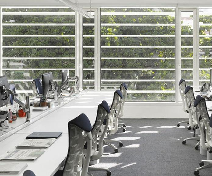 Oficinas: Qué hacemos... de INSMUN, s.l. - Instal·lacions i Muntatges