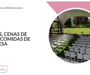 Fincas con restaurante para bodas en Asturias