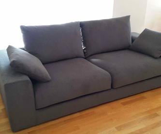 Butacas, sillones y sillas: Servicios de Raúl Cuesta Tapicero