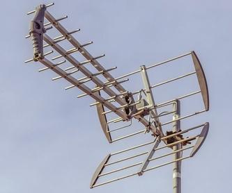 Instalación de redes: Electricista Cordoba de Electricidad Antonio Mesa