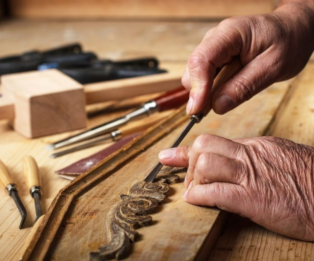 Unos sencillos trucos para reparar tú mismo tus muebles de madera