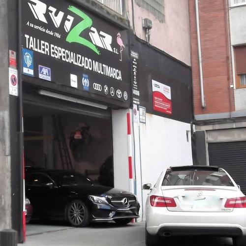 Chapa y pintura en Bilbao | Ruizar