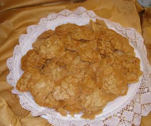 Tejas de almendra sin gluten