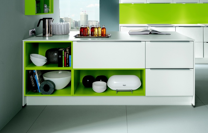 Color Concept: Catálogo de Diseño en Cocinas MC
