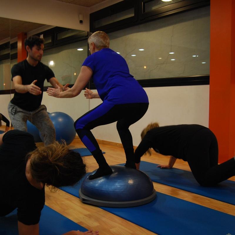 Pilates: Servicios de Coruña Balance