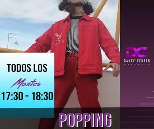 Clases de Popping en Valencia