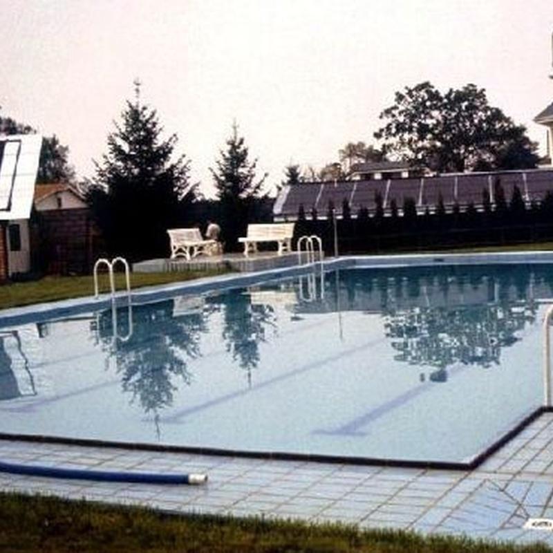 climatización  de piscinas: ¿Qué hacemos? de Project Pool Piscinas