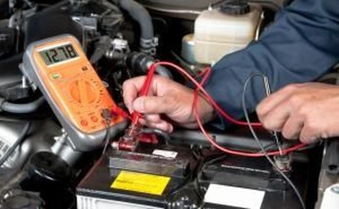 Electricidad del automóvil : Servicios de Talleres Peñarrubia