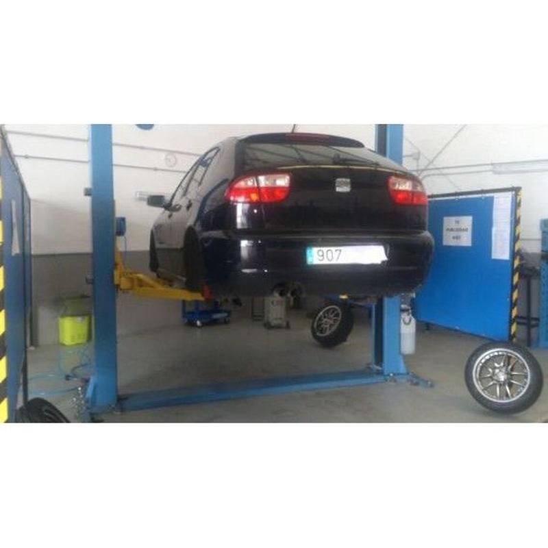 Neumáticos: Catálogo de Box Motor Zamora